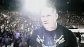 john cena vs randy orton at unforgiven 2007