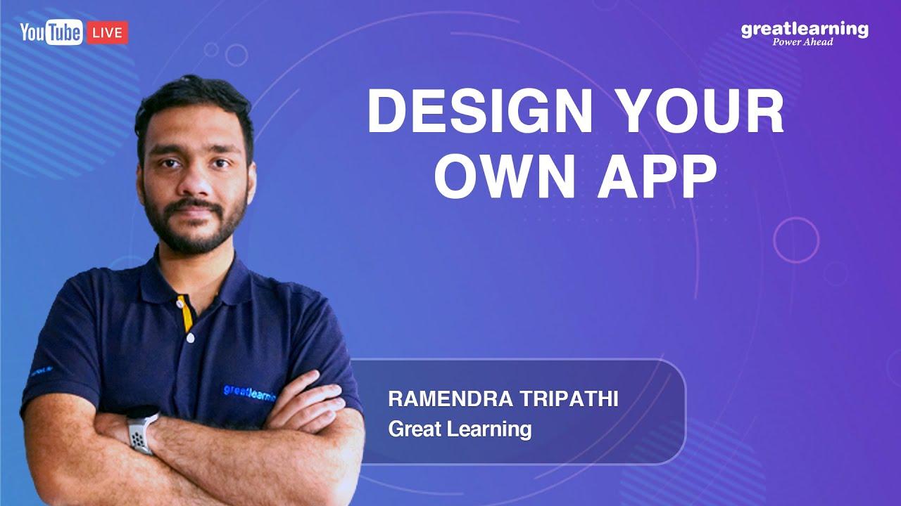 Design Your Own App | App Design Tutorial for Beginners