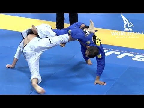 2017 World Championship / Bruno Malfacine vs Caio Terra
