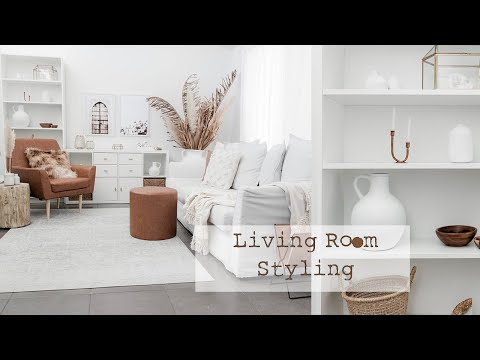 Small Living Room Makeover Australia | Styling Kmart Target Ikea Aldi Thrifted Finds