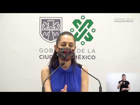 Videoconferencia de prensa 21/04/21