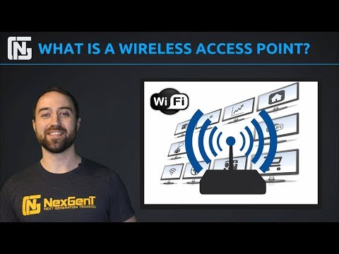 What is a Wireless Access Point?