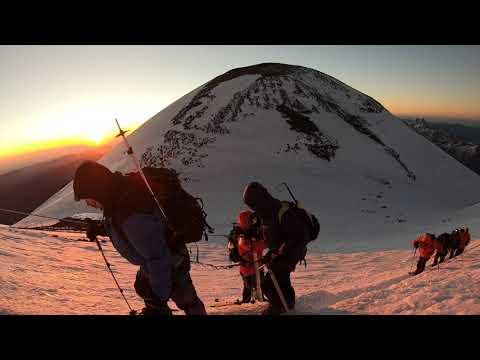 Mt Elbrus Summit, Russia, Aug 2019