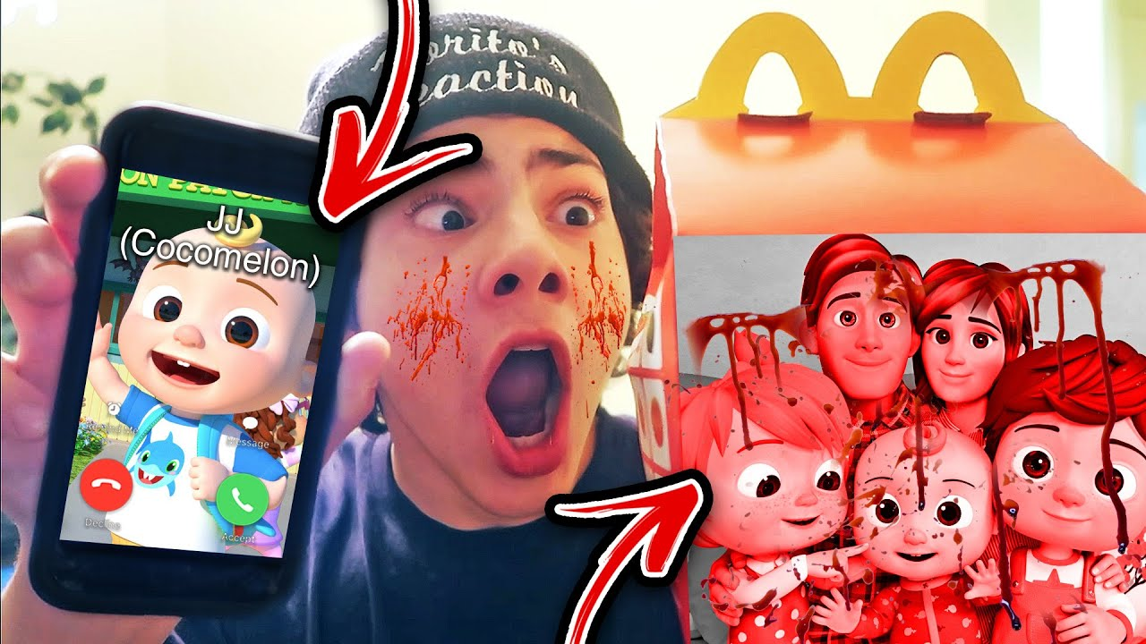 DO NOT ORDER THE COCOMELON FAMILY HAPPY MEAL!! *WARNING*