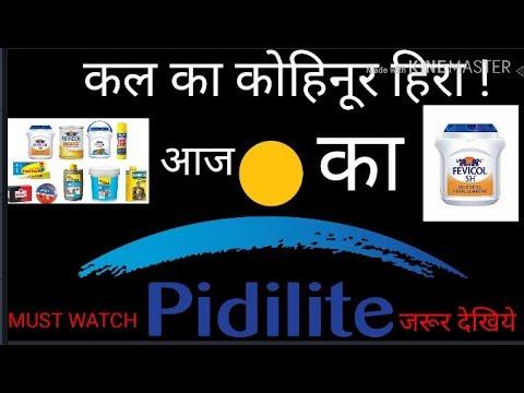 PIDILITE INDUSTRIES LTD.FULL REVIEW, एक कोहिनूर आपके लिए! By money mantra