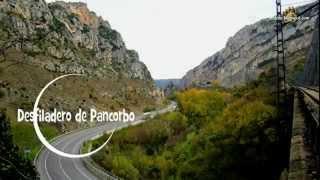 Cuevas eremíticas de Zapatero y poblado antiguo de S. Miguel (Pancorbo)