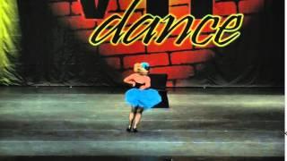 "MelRoe's School of Dance Teen Jazz Solo ""I'm a Good Girls"" - VIP Dance Compettion Drew Higgins"