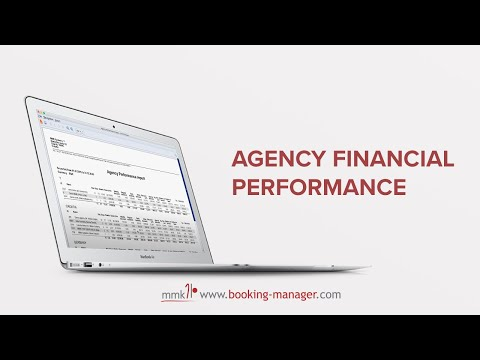 Agency Financial Performance