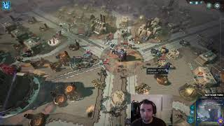 Planetfall MP: 3 v 3 Small Map! Part 1