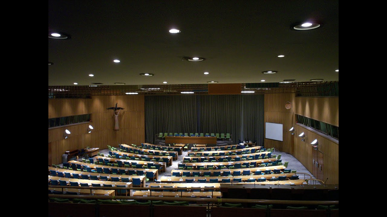Conference Room  United Nations