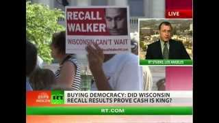 Wisconsin aftermath: Voters in disbelief over Walker victory