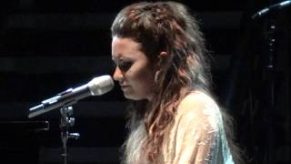 "Demi Lovato - ""Skyscraper"" with speech (Live in Los Angeles 9-23-11)"