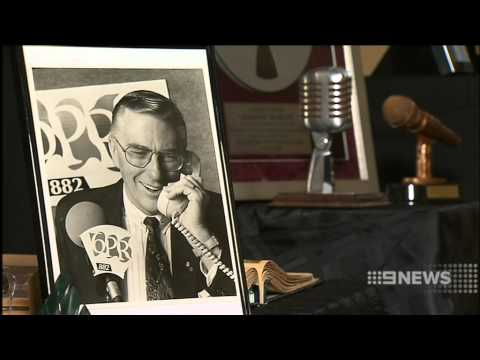 Graham Mabury - 882 6PR Farewell Ch 9 News report - June 5, 2014