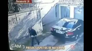 Presos suspeitos de matar militar que fazia escolta para o ex-governador de Minas