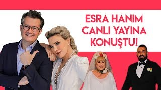 Esra Hanım canlı yayında anlattı: Zerrin Özer'in eşi Murat Akıncı beni dolandırdı - Duymadık Demeyin