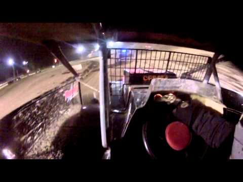 Black Rock Speedway 2nd Crate Modified Feature on June 26,2015