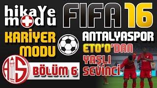 Fifa 16 Kariyer Modu - Antalyaspor #6 Yeni bir yıldız geliyor