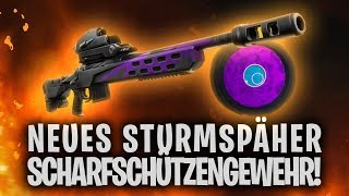 NEW STORM SCOUT SNIPER RIFLE + ZONES HACK! 🔥 | Fortnite: Battle Royale