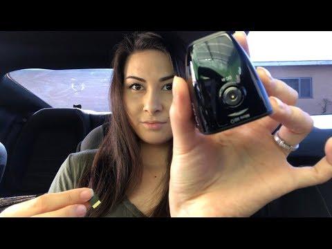 Installing Rovi Dash Cam