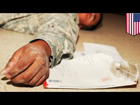 Suspicious powder in mail: CIA, military buildings receive suspicious packages- TomoNews