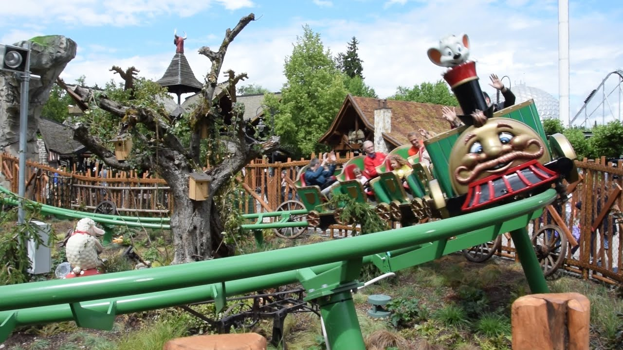 How To Stop Rust >> Irland - Welt der Kinder (FULL HD) - Europa-Park - YouTube