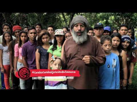 ComunidadesAlMando vamos por la Constituyente CarlosCarles Ccs