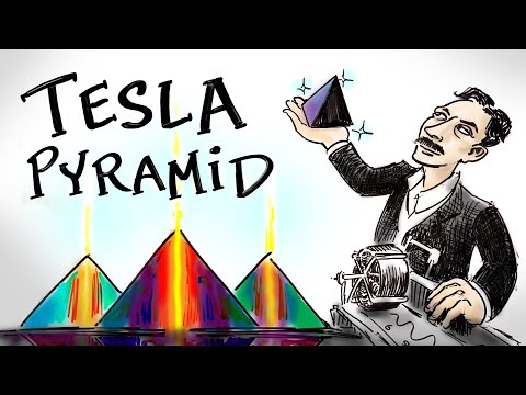 Nikola Tesla - Limitless Energy & The Pyramids Of Egypt