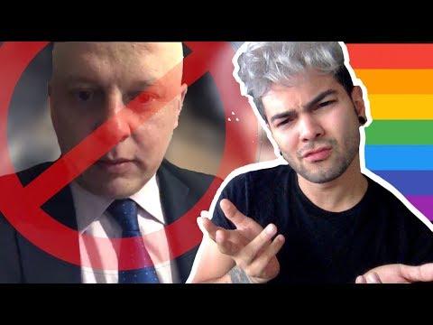 Desenmascarando a un politico HOMOFOBO