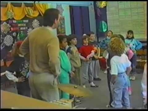Grade 3 Music Class on Rhythm