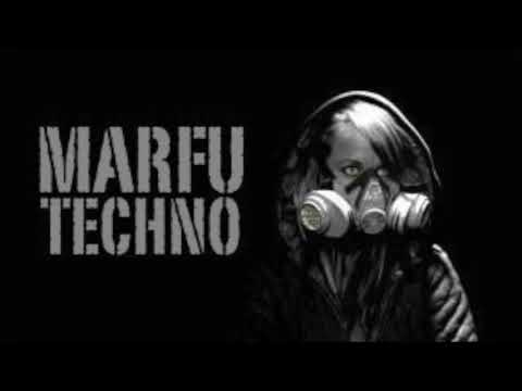 MARFU TECHNO DJ SET PODCAST 17 SEPTEMBER 2017