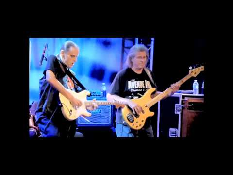 WALTER TROUT BAND au NEW MORNING à PARIS le 17 11 2013