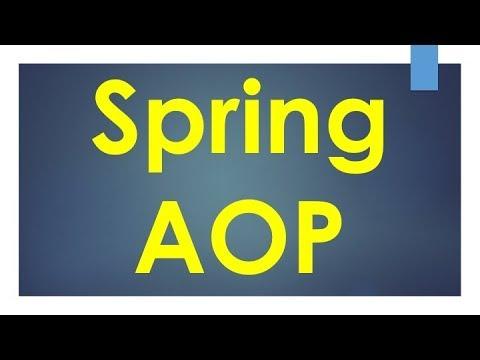 Spring AOP Tutorial