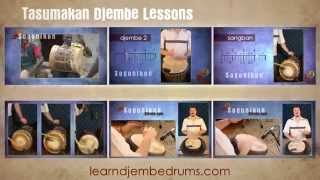 Djembe lesson: Sogonikun // Tasumkan djembe lessons(Available now!! http://learndjembedrums.com - Sogonikun djembe and dunun lesson. This lesson includes seven video files, two audio files, and a PDF file ..., 2015-03-11T16:48:26.000Z)
