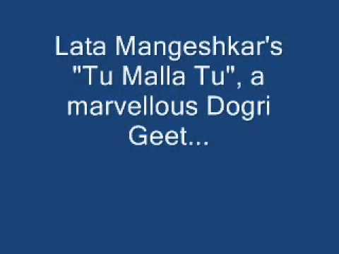YouTube - Dogri Geet - Tu Malla Tu.flv