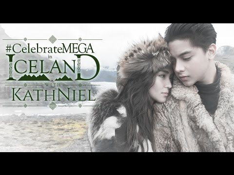 Celebrate MEGA Iceland with Kathniel