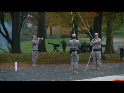 Reveille at West Point