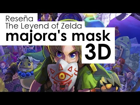 Reseña: The Legend of Zelda: Majora's Mask 3D