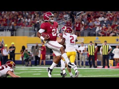 Alabama vs USC Highlights 2016