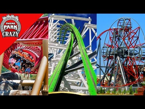 10 Rare Roller Coaster Elements