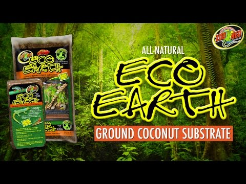 how to use eco earth substrate
