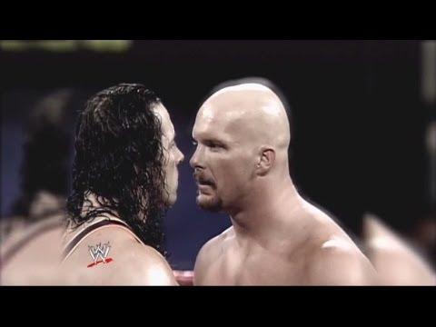 Bret Hart vs Stone Cold Steve Austin - Wrestlemania 13 promo