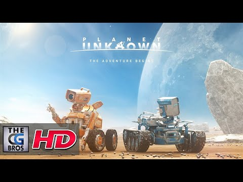 "Thumbnail: **Award Winning** CGI 3D Animated Short Film: ""PLANET UNKNOWN"" - by Shawn Wang"