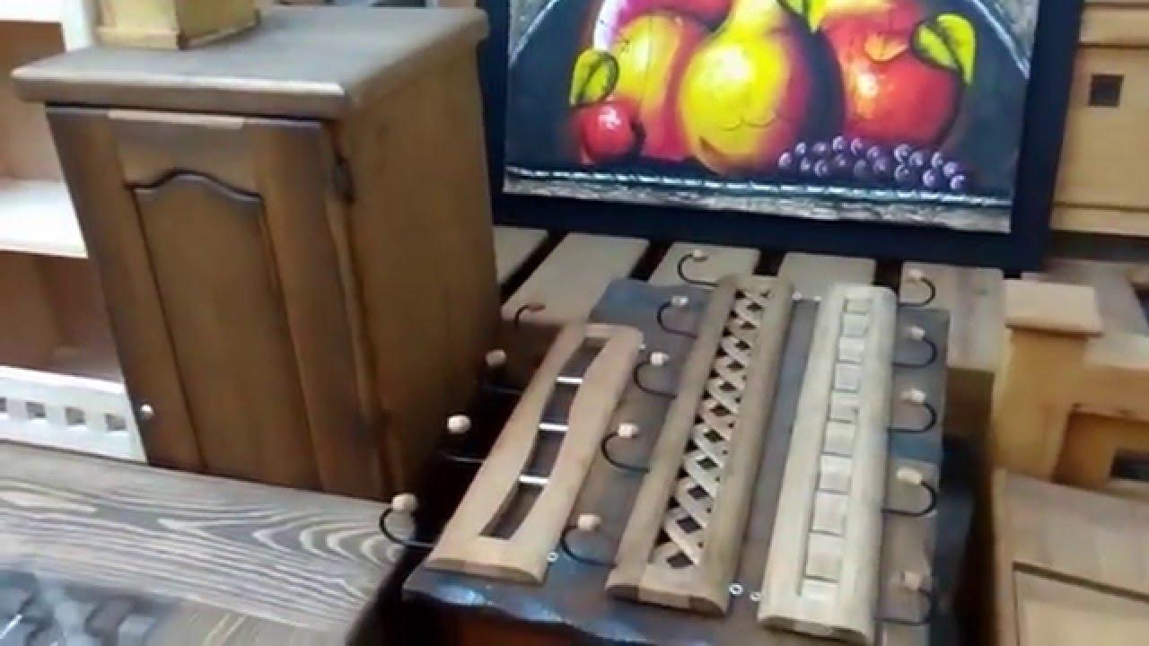 Muebles Rsticos de Madera Fabricacin y Venta YouTube