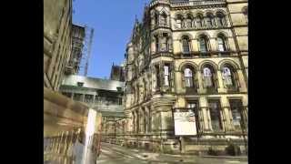 Manchester Town Hall Laser Scan