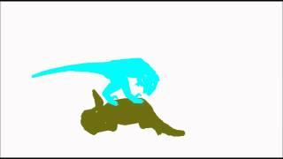 PBA: velociraptor VS protoceratops