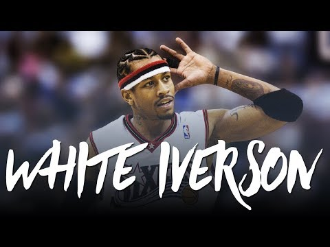 Allen Iverson (White Iverson) ᴴᴰ