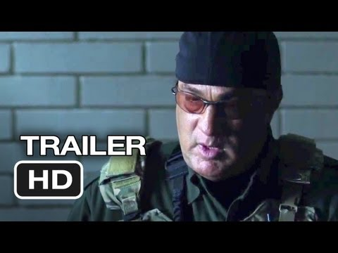 Maximum Conviction TRAILER 1 (2012) Steven Seagal Movie HD