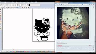 Torchmate Cad/cam: Getting Dxf Files From Other Cad Programs Cut Ready #2