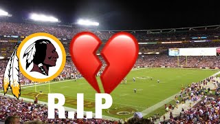 REDSKINS NAME WILL BE RETIRED TOMORROW PER BEN FISCHER NEW NAME COULD BE ANNOUNCED TOMORROW