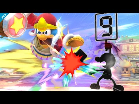 Top 10 Game & Watch 9s - Super Smash Bros for Wii U